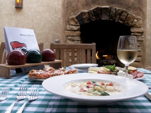 Campo di Bocce offers an exlusive prix fixe during Taste of Tri-Valley.