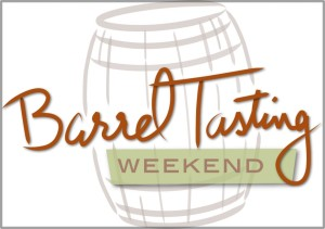 Livermore Winegrowers Association's 3rd Annual Barrel Tasting Weekend, March 19 & 20, 2011