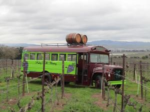 Ruby Hill Winery's new Mello Cielo vineyard experience.
